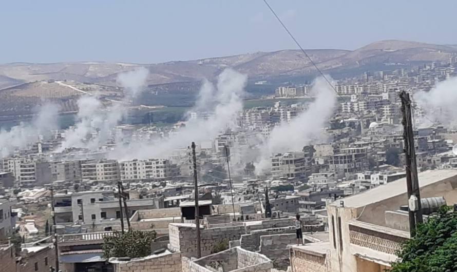 جرحى ودمار واسع نتيجة قصف تركي يستهدف ريف حلب