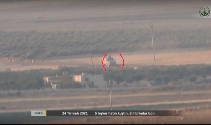 فيديو.. مقتل جنديين تركيين شمال سوريا ومظاهرات تتهم أردوغان بالكذب