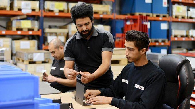 السوريون في المرتبة الأولى بين الأجانب: 4970 طبيا سورياً يعمل في ألمانيا