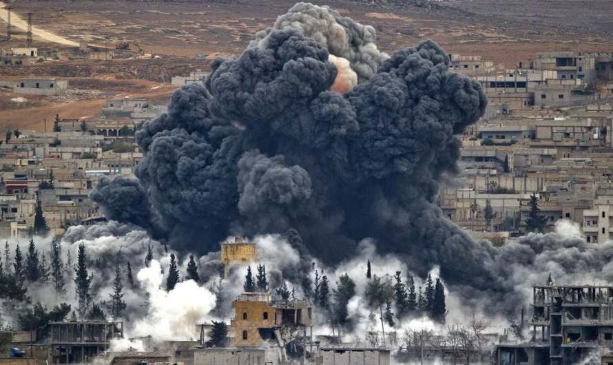 معركة كوباني .. بداية نهاية خلافة داعش المزعومة