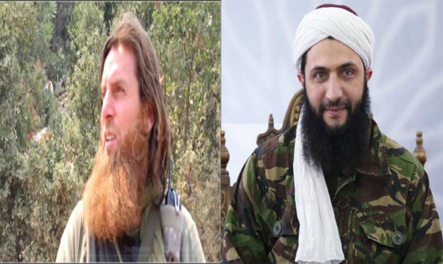 بوادر تصعيد عسكري جديد بين الجولاني و الشيشاني شمال غرب سوريا