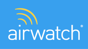AirWatch… Leaders of the MDM pack | vDestination