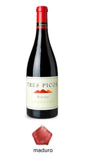 tres picos borsao campo de borja vino tinto