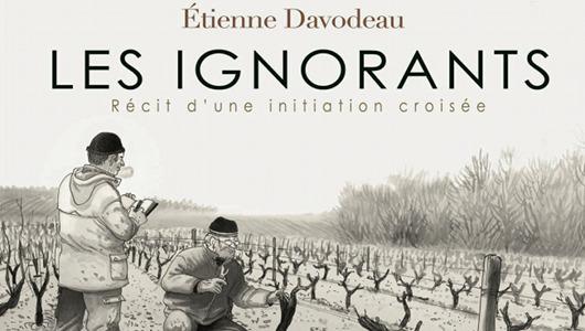 ignorants comic Sant Jordi vino