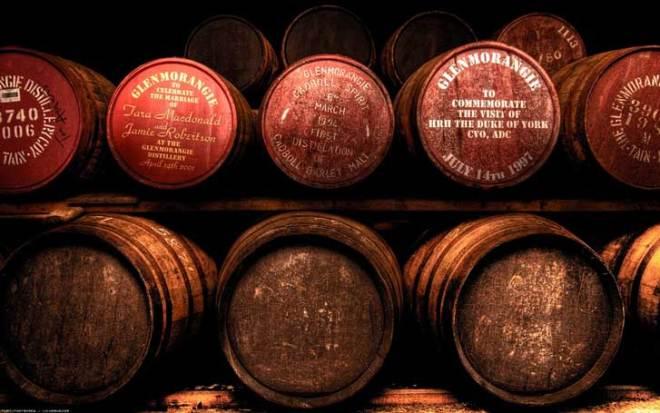 barricas cerveza artesana