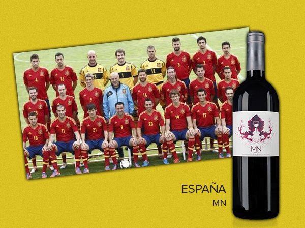 vino-eurocopa-seleccion-espanola-ESPAÑA-futbol