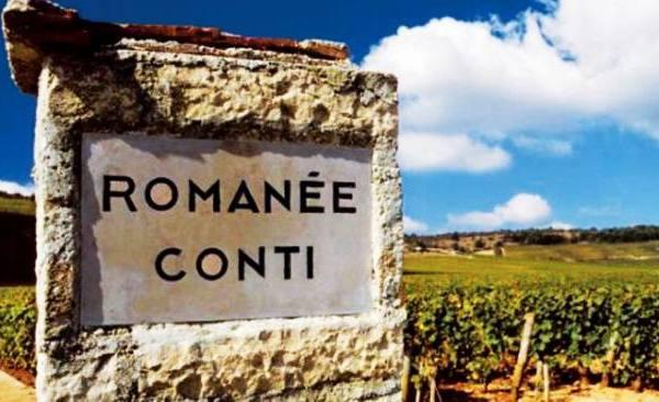 romanne conti viñedos borgoña pinot noir