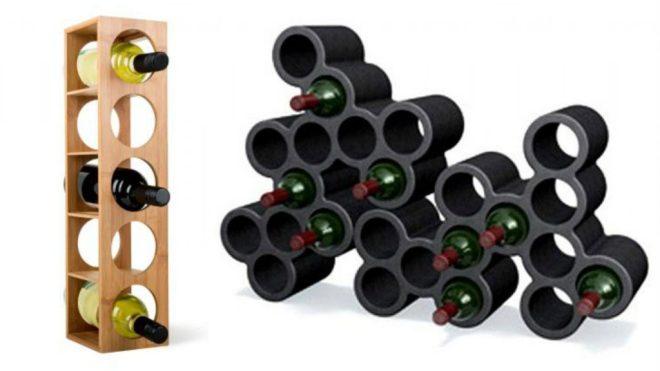 como conservar el vino botellero muebles para vino
