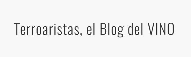 blog de vino terroaristas
