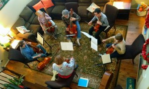 VdGS 3rd Coast Viol Play-Day - January 13, 2019