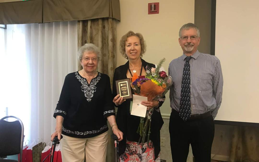 Vermont's Outstanding Dental Hygienist of the Year 2018