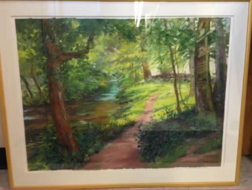 Beautiful Original Watercolor Painting