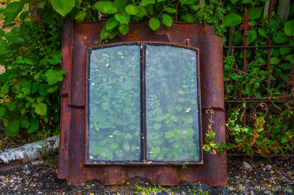 Old rusty attic window-3