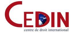 Logo Cedin