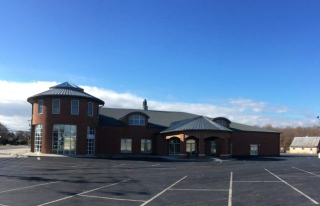 townsend fire station commercial building design Steinle Construction Engineers Vandemark Lynch
