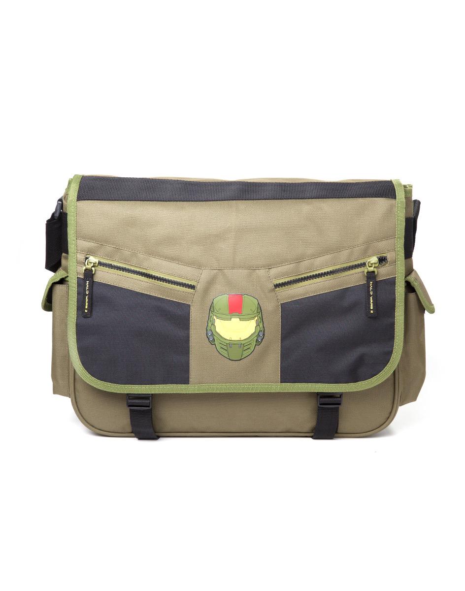HALO Red Team Messenger Bag