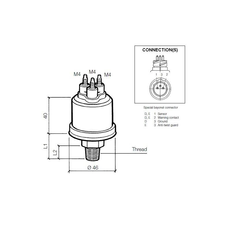 Vdo Oil Pressure Gauge Wiring Simple Diagramrhgolewertoday: Vdo Oil Pressure Gauge Wiring Diagram At Gmaili.net