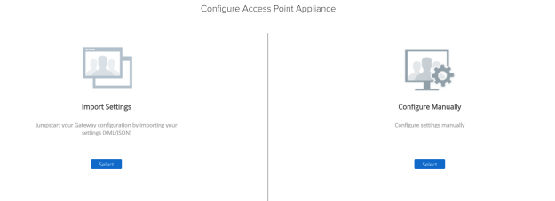 How to deploy VMware Access Point 2 8 – vDrone