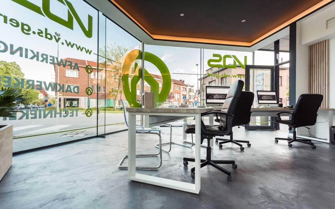 Vds kantoor – Gentbrugge