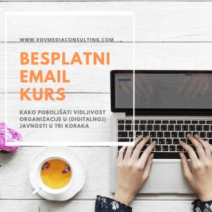 Besplatni email kurs