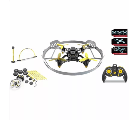 Jump Into The World Of Drone Racing With This Advanced And Very Manoeuvrable Air Elite Stunt 115 Modular Track From Nikko
