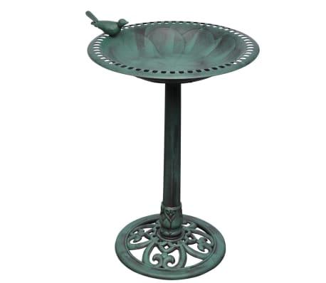 Fontanella Ornamentale Mangiatoia Per Uccelli VidaXLit