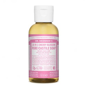 CHERRY BLOSSOM SCENTED - săpun lichid - Dr. Bronner's 60