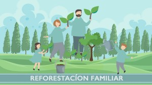 Reforestación familiar VPEP