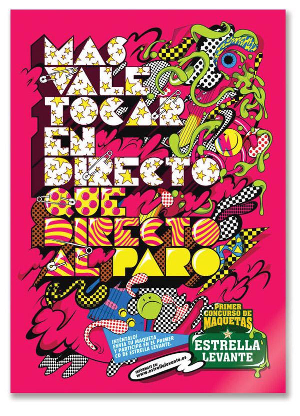 Estrella Levante Posters by Alex Trochut