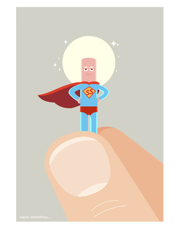 Something Super by Simon Oxley