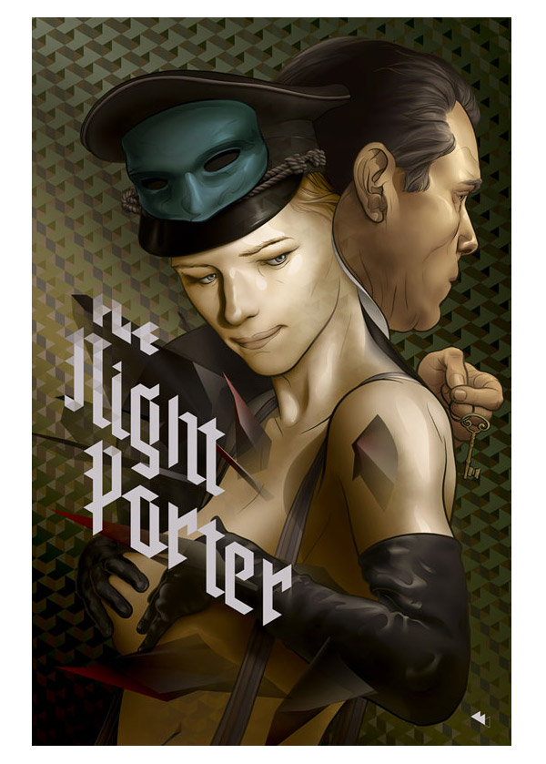 The Night Porter by Martin Ansin