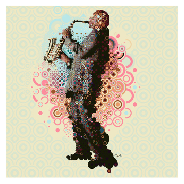 The Jazzman by tsevis