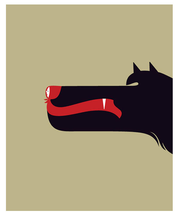 Negative Space by Noma Bar