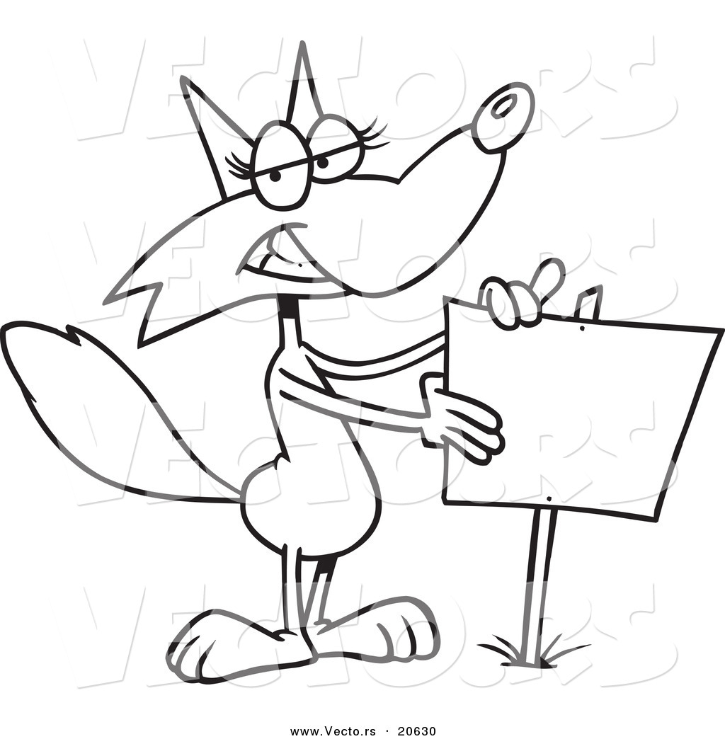 Fox In Ca