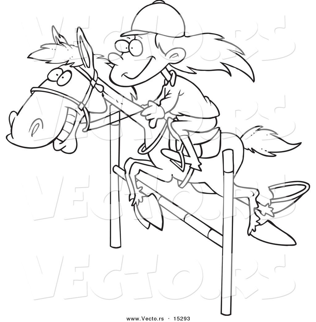 Royalty Free Equestrian Stock Designs