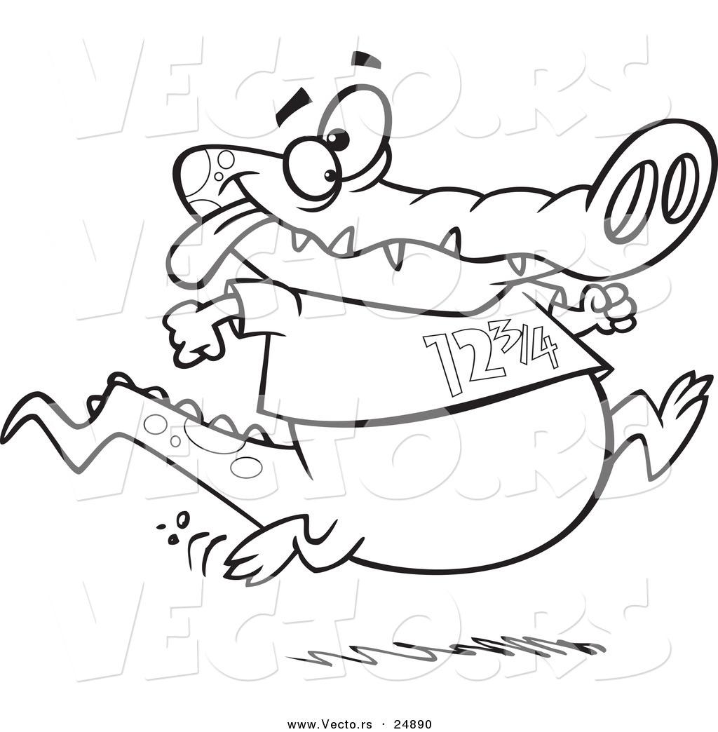 Alligator Tooth Diagram
