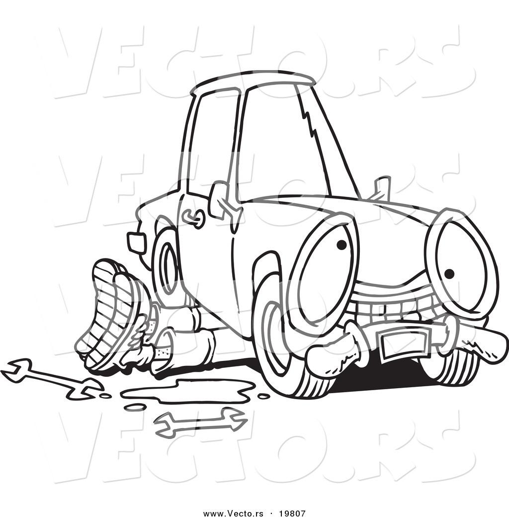 Fuel Line Under Cars