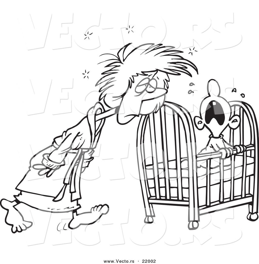 Royalty Free Crib Stock Designs