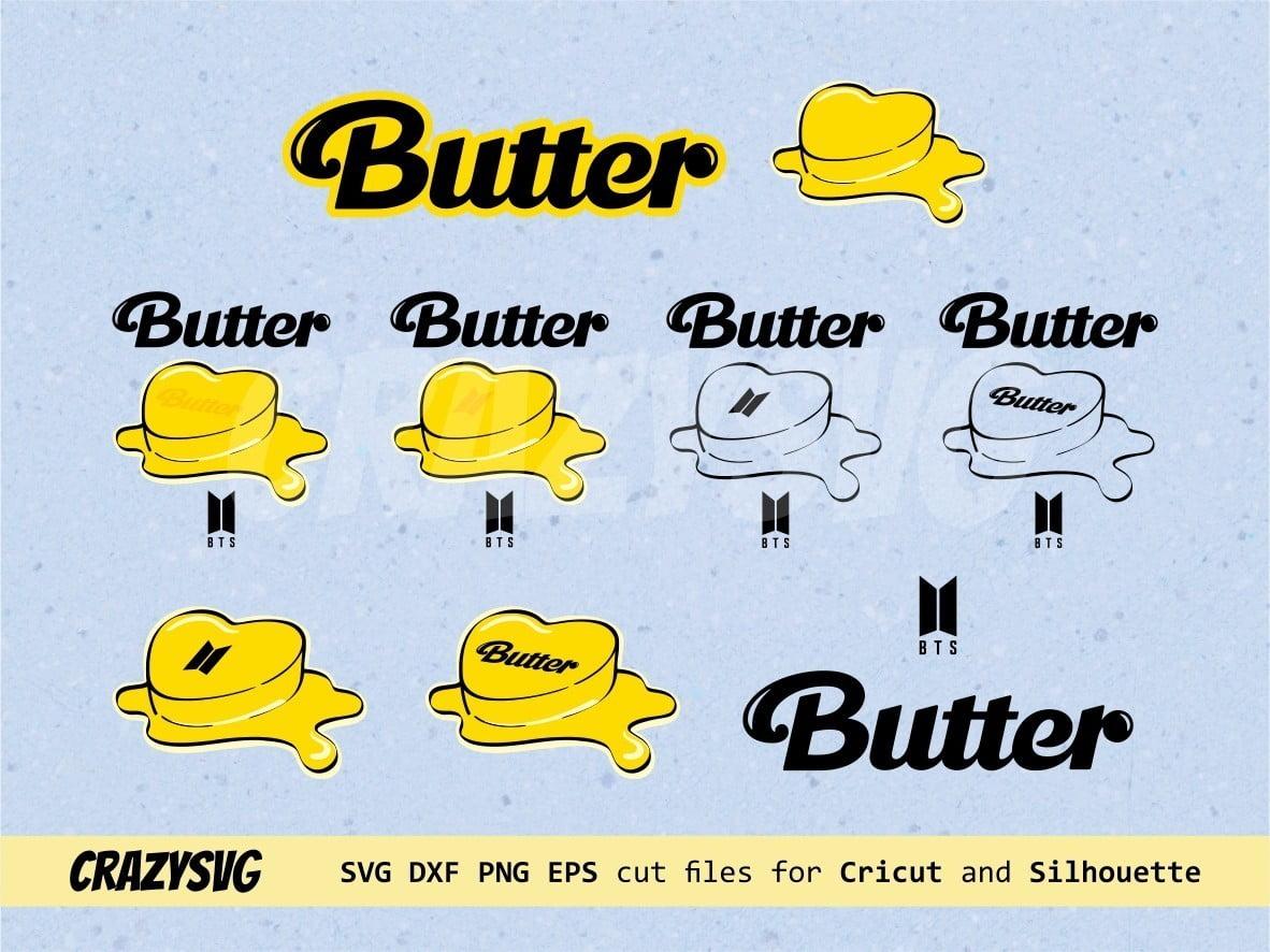 20 Butter Bts Logo Transparent / Butter Bts Big Hit Entertainment ...