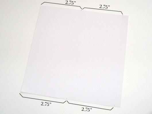 tea bag holder tutorial step 7