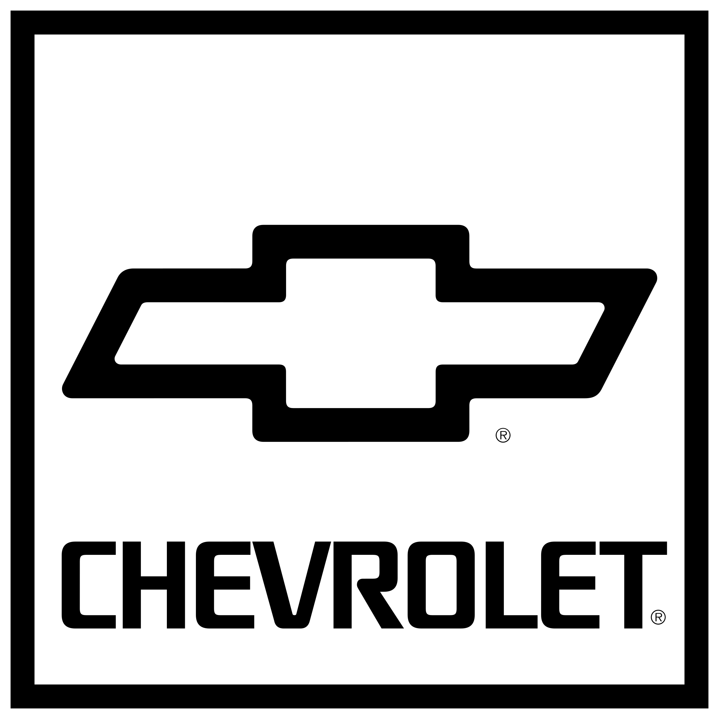 Chevy Bowtie Vector At Vectorified