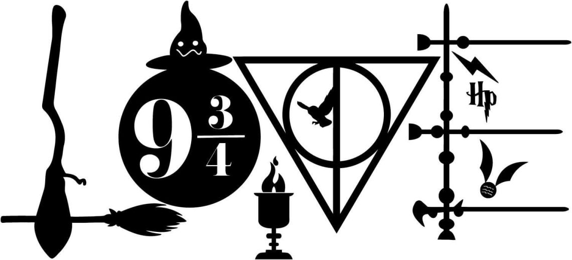 Download Harry Potter Wand Vector at Vectorified.com   Collection ...