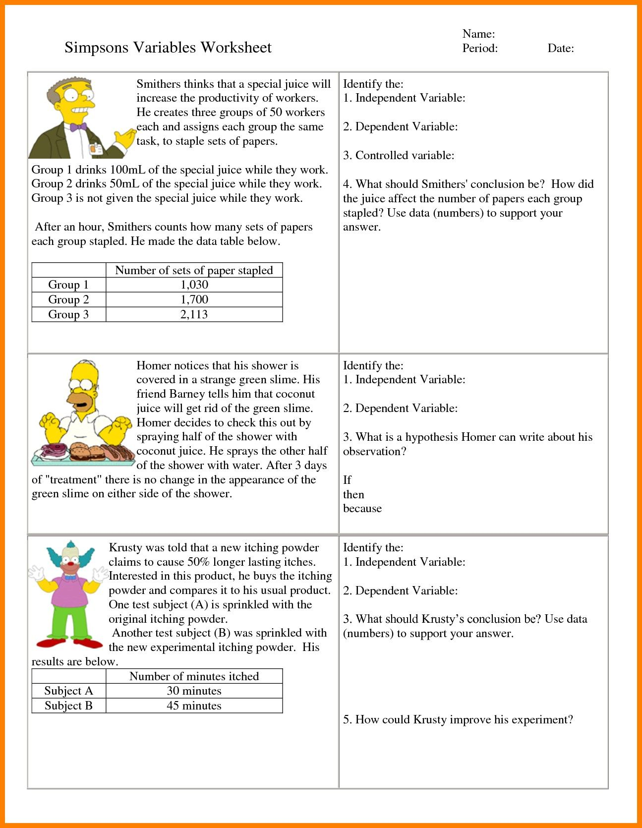 Vector Voyage Worksheet 1 At Vectorified