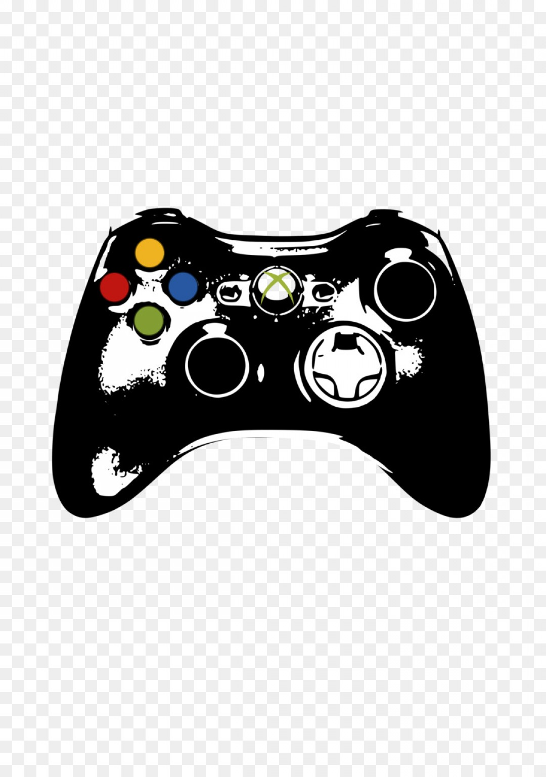 Xbox Controller Vector At Vectorified