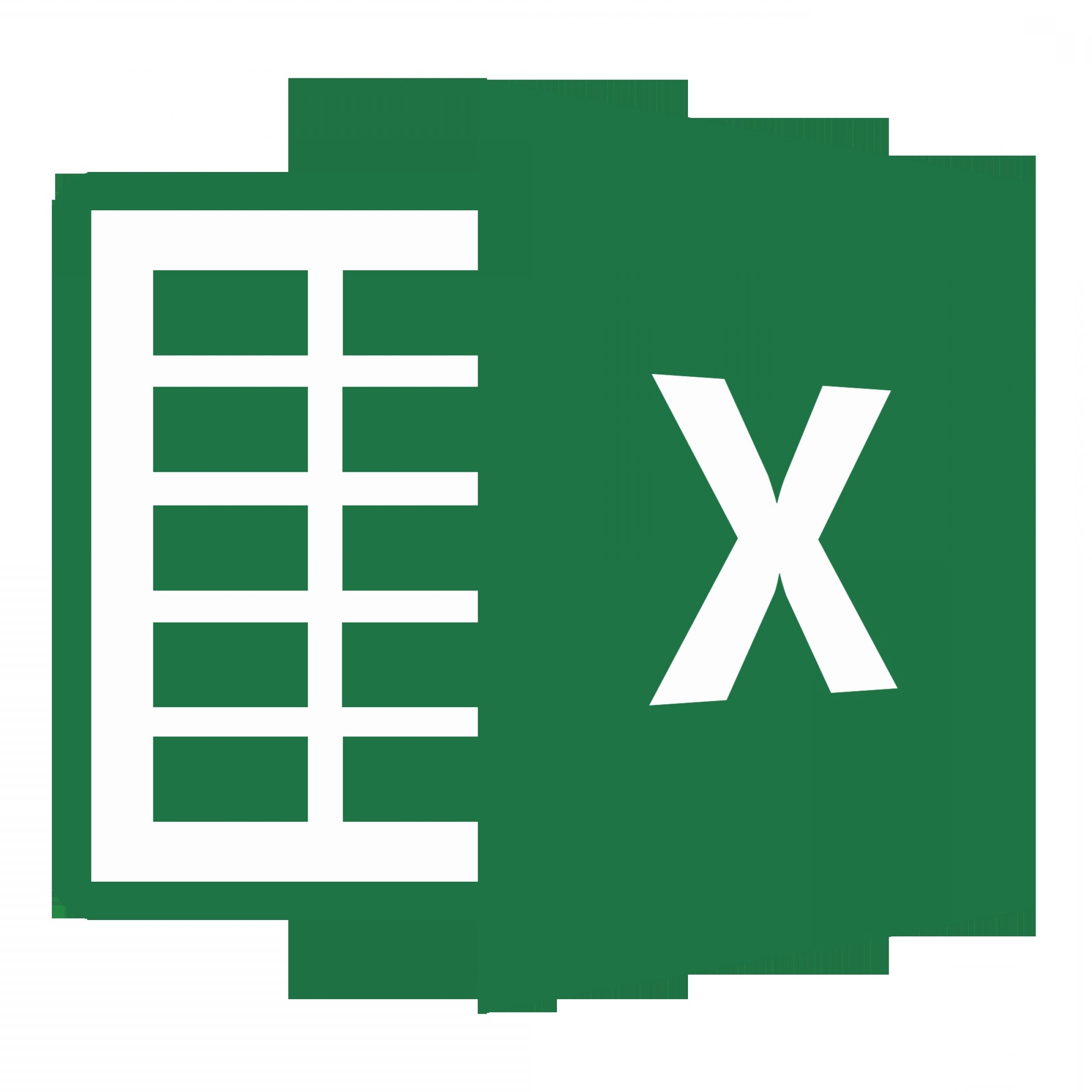 Excel Document Icon At Vectorified