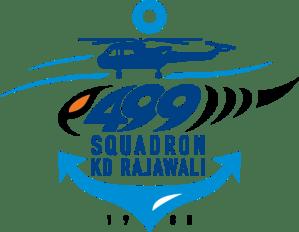 Skuadron KD Rajawali Logo Design