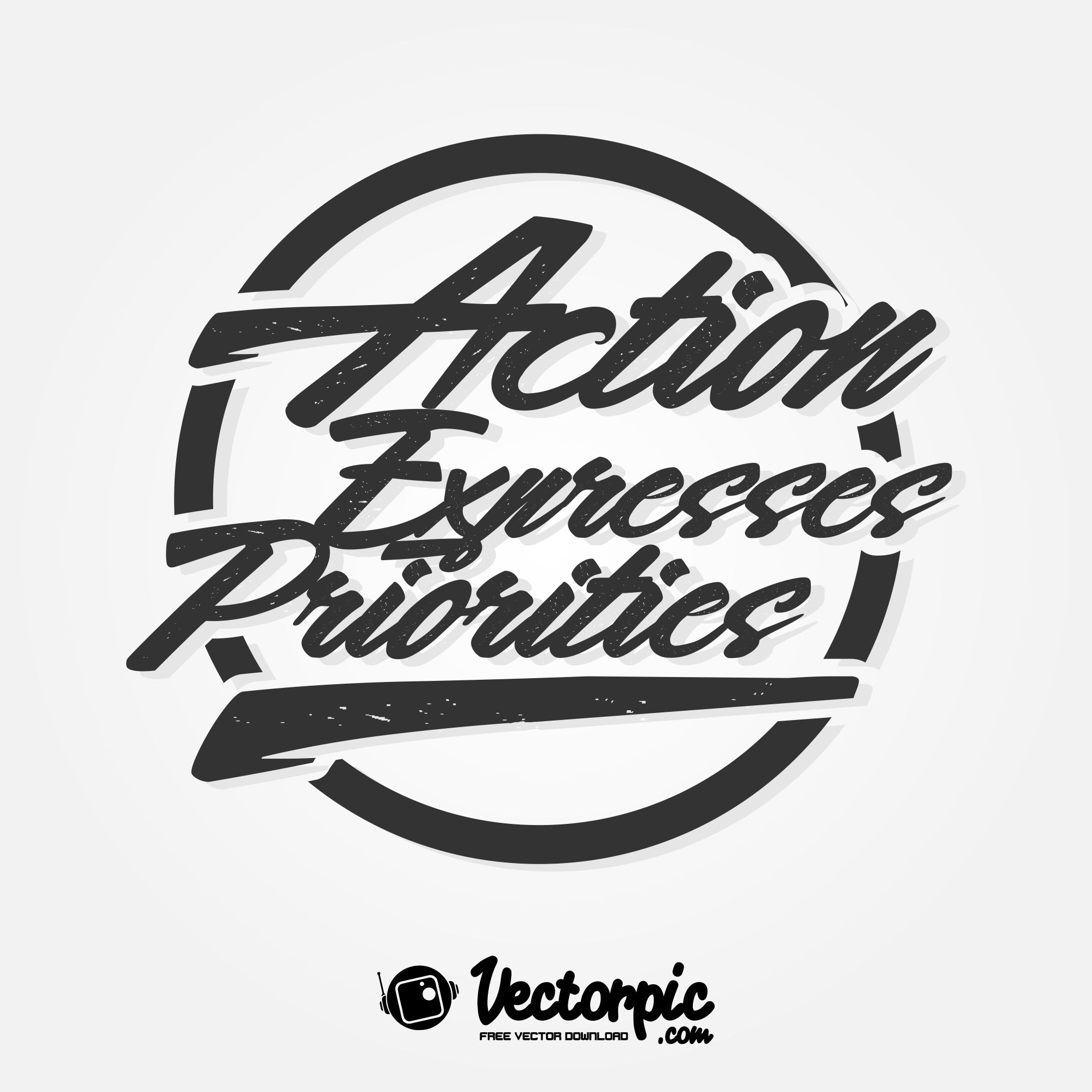 Modern Typography For Your T Shirt Design Free Vector