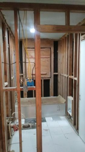 remar bathroom demo