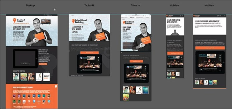 Learn Adobe Illustrator Website Design