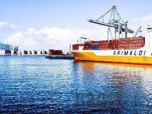 Направления морской перевозки контейнеров